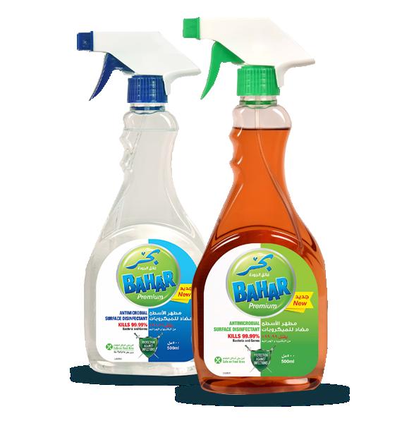 Bahar Premium Antimicrobial Surface Disinfectant