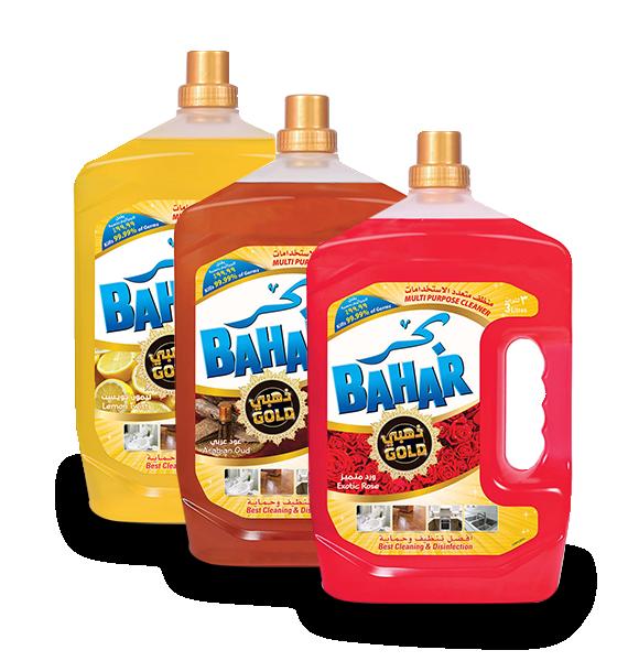 Bahar Gold MutiPurpose Cleaner