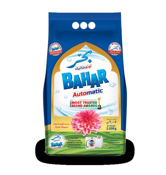 Bahar Detergent Fresh Flowers Automatic