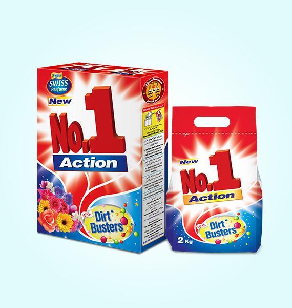 No.1 Action
